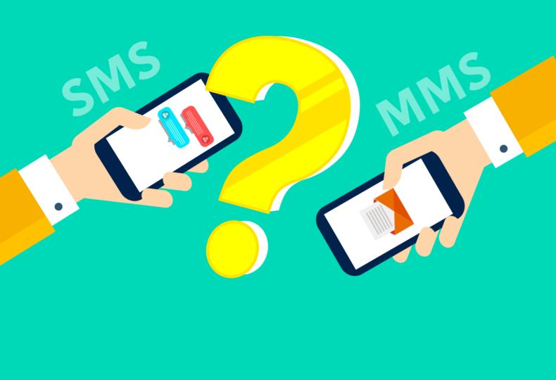 ショートメッセージサービス(SMS)とMMSの違いとは?